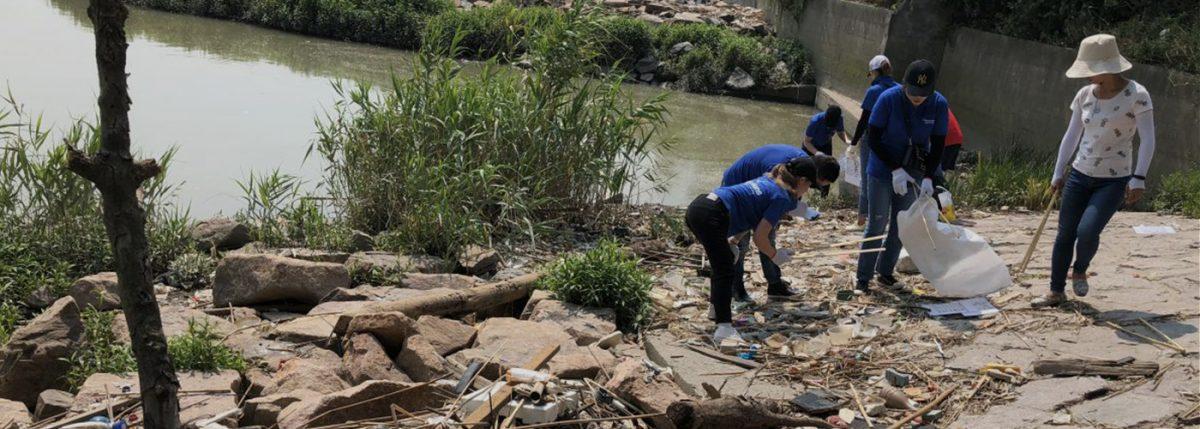 Yangtze River Plastic Pick Up