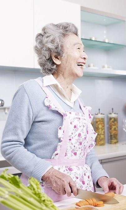 专为中国老年人设计