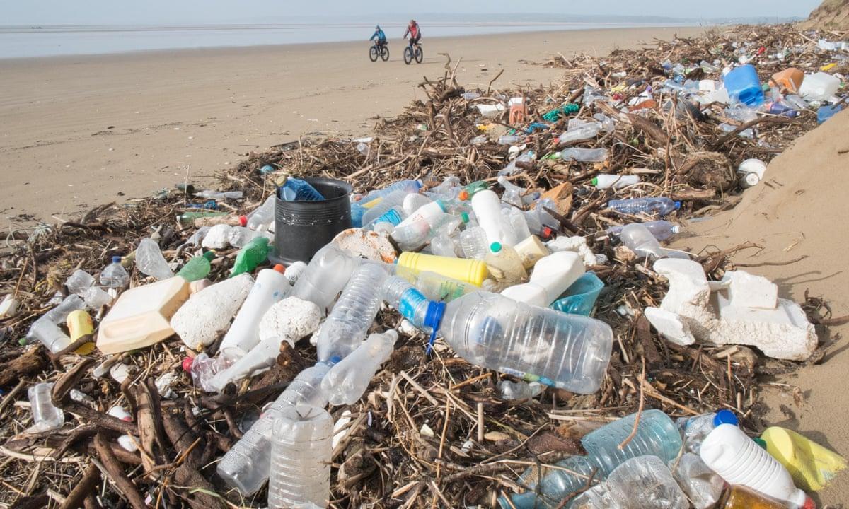 """2020年的""""无塑料7月"""""""