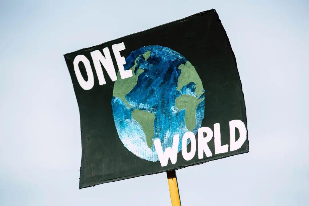 拯救地球,以爱之名